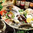 """【一番人気の自慢のオーブン料理】は毎日市場で仕入れる明石の鮮魚を""""丸ごと一匹""""豪快に使っています!BerryBerry超オススメ自慢の『二大看板料理』をご紹介!⇒⇒⇒⇒"""