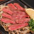 料理メニュー写真牛サガリ焼(タレ・ポン酢)