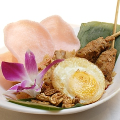 料理メニュー写真ナシゴレン(インドネシア風炒飯)