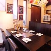 かき小屋○座 横浜西口店の雰囲気3