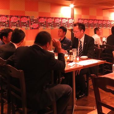 広島餃子バル 餃子家龍 胡町店の雰囲気1