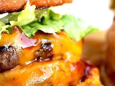 MUNCH=「やみつき」という名のハンバーガーレストラン