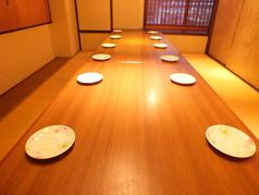 個室居酒屋 海翔 ウミカケル はなれプレミアム 明石駅前店の雰囲気3