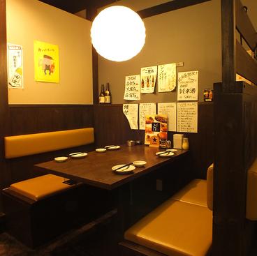 とんぼ食堂の雰囲気1