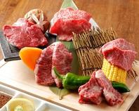 40日熟成赤身肉とA4黒毛和牛の絶品焼肉