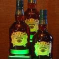 こだわりのウイスキーを多数そろえております。品揃えに、ウイスキーファンが多数常連さんに。バーテンダーが作る本物のお酒をお楽しみください♪