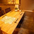 2階小上がり左側テーブル席【奥】