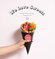 Amelie Cafe アメリカフェ テレビ塔店の写真