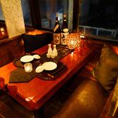 オシャレな空間で贅沢なひとときを。当店ではゆったりくつろげる完全個室席を完備しておりますので、その時々のニーズに合わせて各種ご宴会をお楽しみいただけます。宴会・女子会などでご利用ください◎