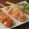 料理メニュー写真仙台焼き鳥とは