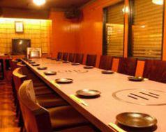 テーブルタイプの無料カラオケ個室♪サークルや会社の飲み会などにもご好評!【渋谷 居酒屋 個室】