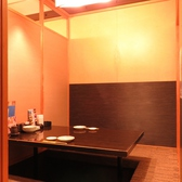 2名様用の掘り炬燵個室。