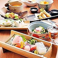銀座のこだわり食材で作る本格和食を個室席で楽しめる店