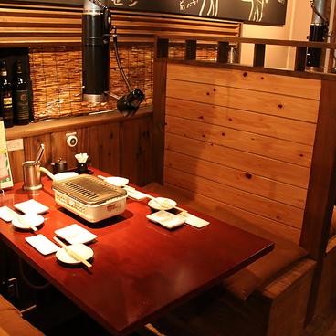 京ホルモン 蔵 四条寺町店の雰囲気1