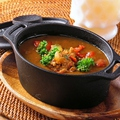 料理メニュー写真トマトカレー
