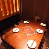 テーブル(仕切り有)【1】