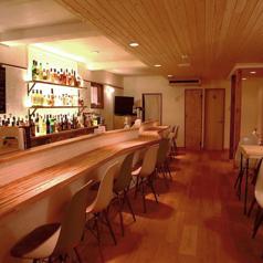 Awesome Bar TRANSITのコース写真