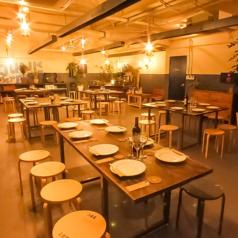 Lowp kitchen ロウプキッチン 市ヶ谷の雰囲気1