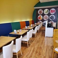 カレー&和食ビュッフェレストラン モナール 綾川店の雰囲気1