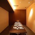 最大10人様でご利用いただける個室はコンパ・同窓会に最適!!人気のお席につき、お電話でのみご予約を受け付けております。