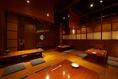 最大22名様での宴会ができる座敷個室です。