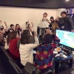 #ゲームバーCUBEのコース写真