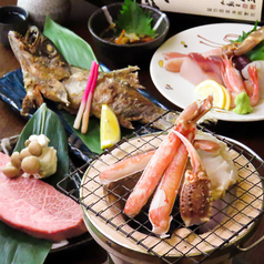日本酒と地魚 すぎ浩 栄本店のコース写真