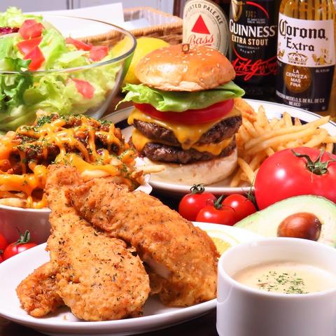 Hamburger & Cafe BAYSIDE BASE