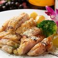 料理メニュー写真若鶏のハーブグリル