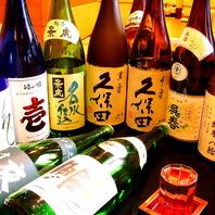 松屋といえば自慢の日本酒★多数そろえています♪