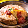 料理メニュー写真スペイン風 オムレツ