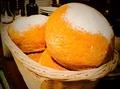 料理メニュー写真自家製ライ麦パン