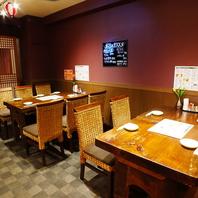 赤坂店★貸切宴会も受付中!個室&飲み放題付プラン