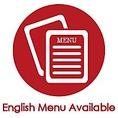 英語のメニューがございます♪English menu available♪