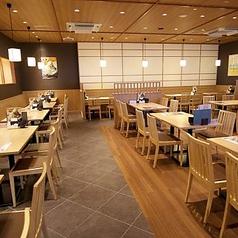 新潟十日町 魚沼食堂 水戸エクセル店の雰囲気1