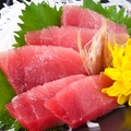 料理メニュー写真【近海】マグロ刺し