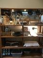 ドイツ製鉄鍋『TURK』やテーブルクロス、LIFEオリジナルのタンブラーやその他雑貨も取り揃えています。