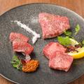 料理メニュー写真本日の赤身マニア希少肉