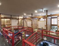 旭川お城の鯉寿しの雰囲気1