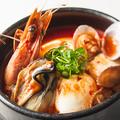 料理メニュー写真海鮮MIXスンドゥブ