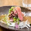 料理メニュー写真【牛】ローストビーフ