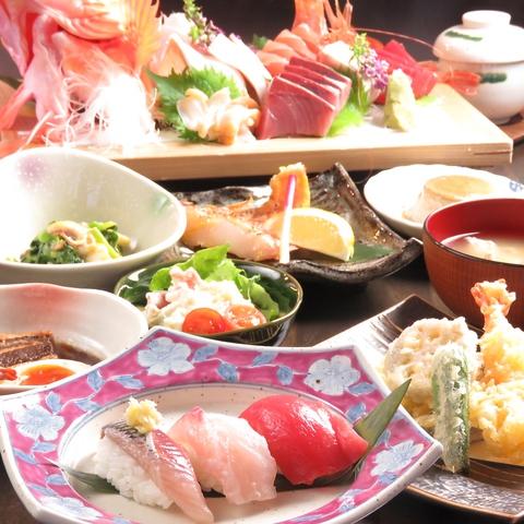 旨い魚ごはん処 くろひげ (石川県)