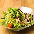 料理メニュー写真季節野菜のミックスサラダ
