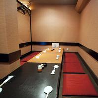 小宴会・接待に使える個室