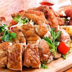 肉三昧(豚肉+鶏肉+ソーセージ+ハム)