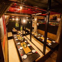 牛タンと個室の肉バル 29GABU 肉ガブ 神田店の雰囲気1