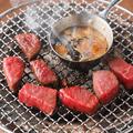 料理メニュー写真和牛 赤身ロック