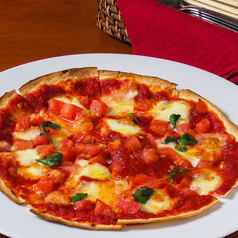 トマトとモッツァレラチーズのピッツァ ~マルゲリータ~