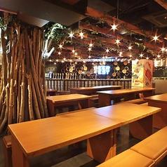 BEER&BBQ KIMURAYA 溝の口駅前の雰囲気1
