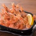 料理メニュー写真■【地元通の味】甘海老の「颯と」唐揚げ